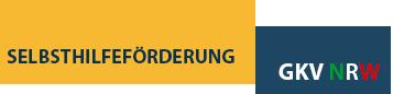Logo GKV Selbsthilfeförderung NRW